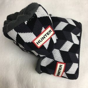 {HUNTER} boot socks medium US 5-7